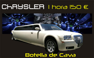 Chrysler 1 hora 180€